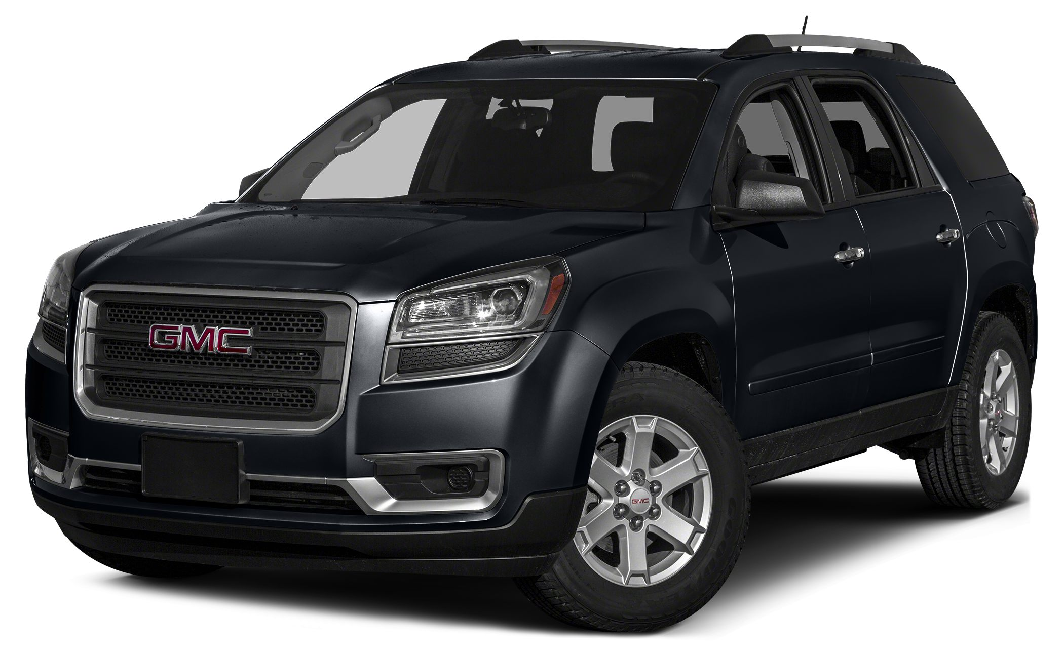 2014 GMC Acadia SLT-1 2014 GMC Acadia SLT-1 in Cyber Gray Metallic Bluetooth for Phone and Audio