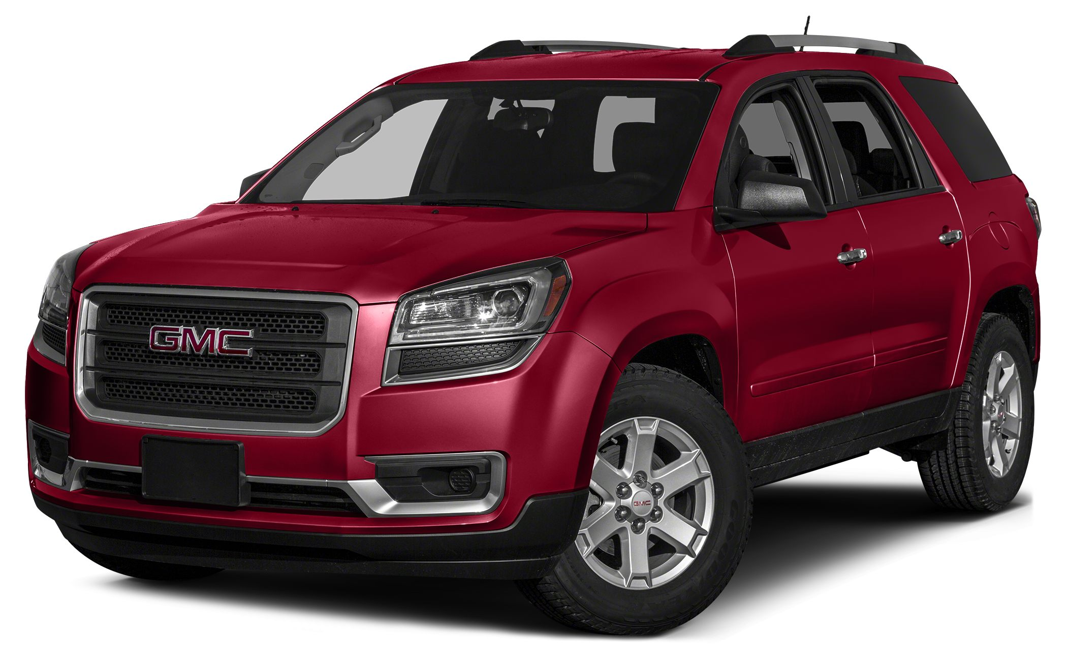 2016 GMC Acadia SLE-1 3rd Row Seat Rear Air Onboard Communications System Back-Up Camera ENGIN
