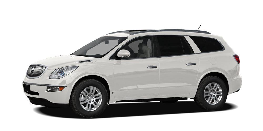 2011 Buick Enclave 1XL Miles 36428Color White Opal Stock 345086B VIN 5GAKRBED4BJ261698
