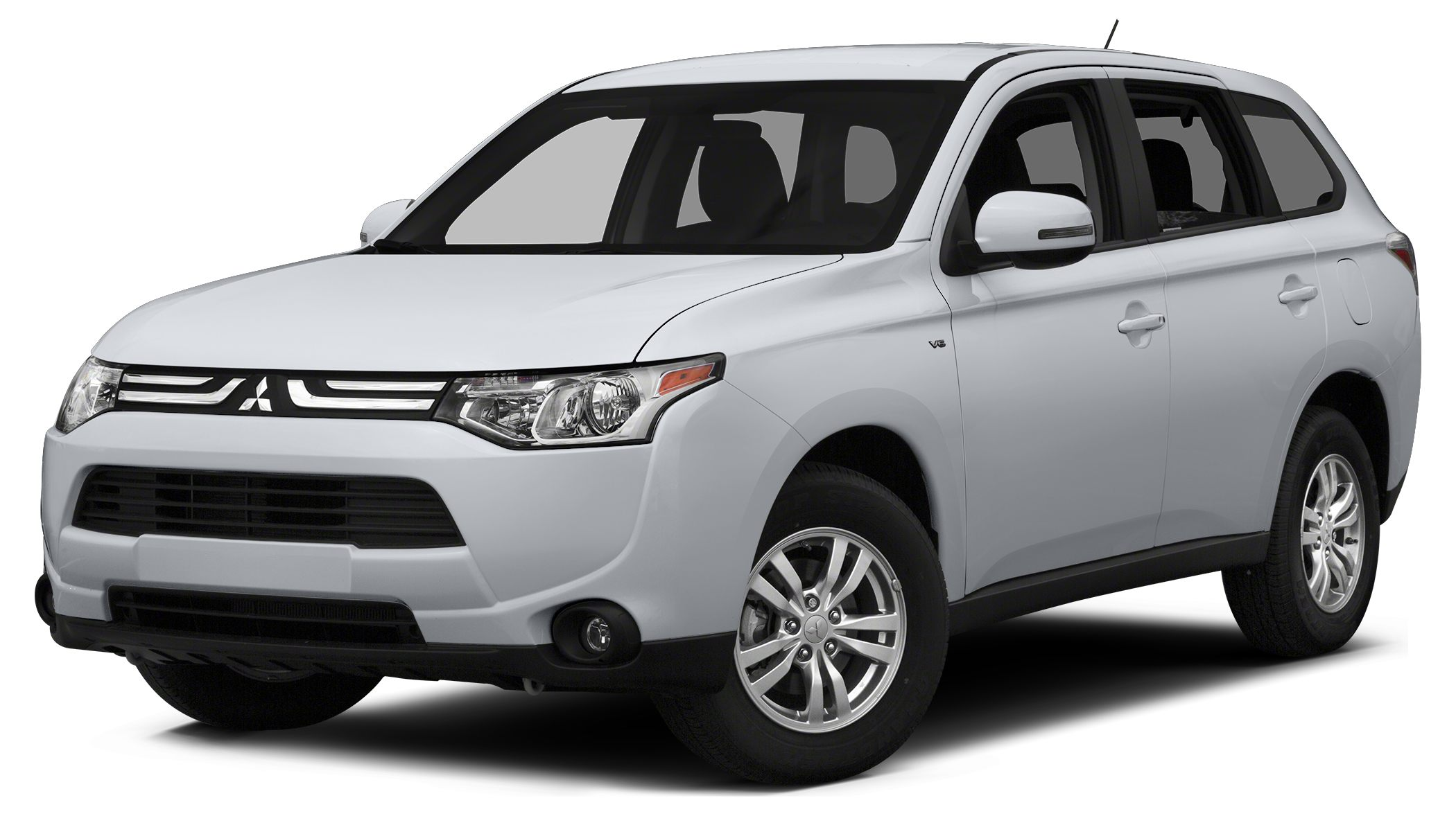2014 Mitsubishi Outlander SE  WHEN IT COMES TO EXCELLENCE IN USED CAR SALESYOU KNOW YOURE AT