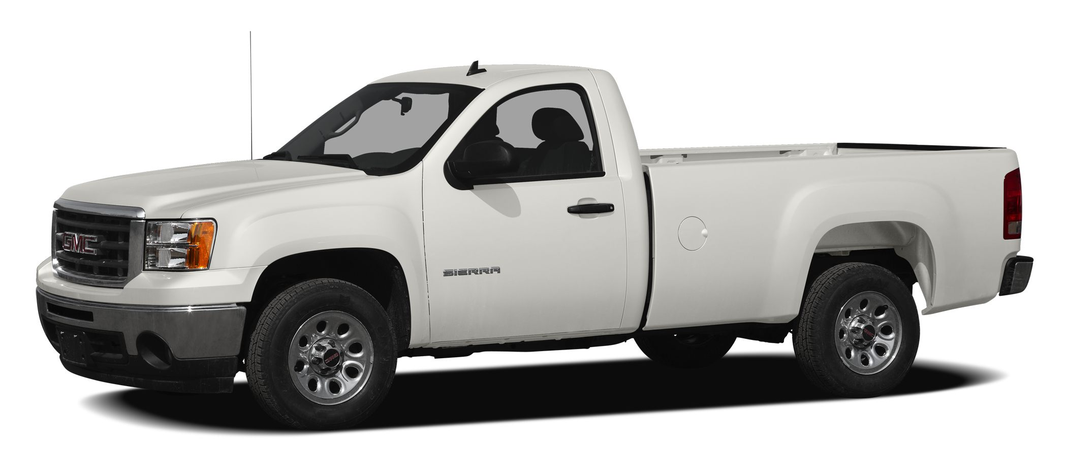 2011 GMC Sierra 1500 WT Miles 160085Color Summit White Stock R15155A VIN 1GTN1TEX2BZ317934