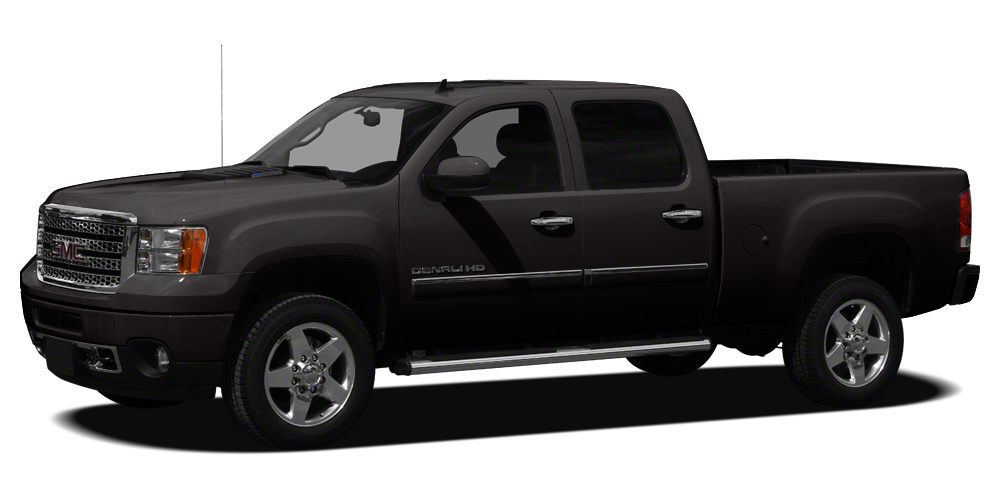 2011 GMC Sierra 2500HD Denali Miles 24186Color Black Stock 123608B VIN 1GT125C89BF209170