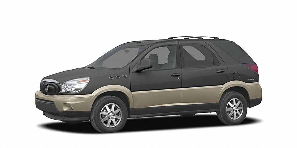 2004 Buick Rendezvous CX  WHEN IT COMES TO EXCELLENCE IN USED CAR SALESYOU KNOW YOURE AT STA