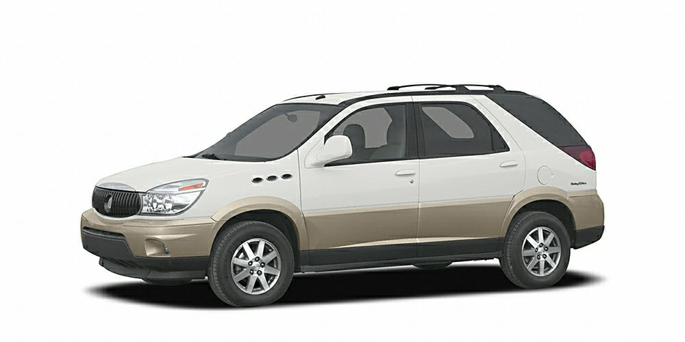 2004 Buick Rendezvous  Snag a score on this 2004 Buick Rendezvous 4DR FWD before someone else snat
