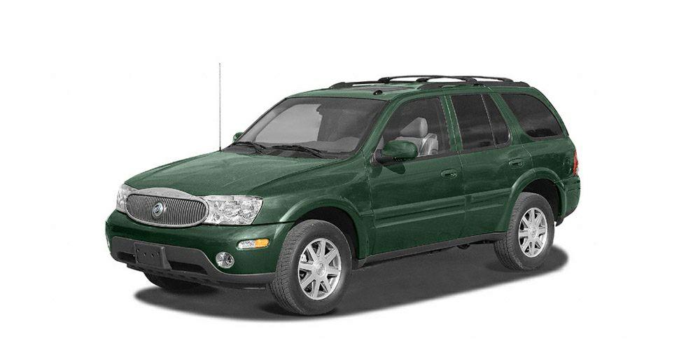 2004 Buick Rainier CXL Miles 208302Color Green Stock 00C4181B VIN 5GADS13S142234805