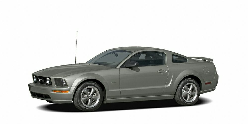 2007 Ford Mustang Deluxe CARFAX 1-Owner WAS 5000 2700 below NADA Retail EPA 28 MPG Hwy19