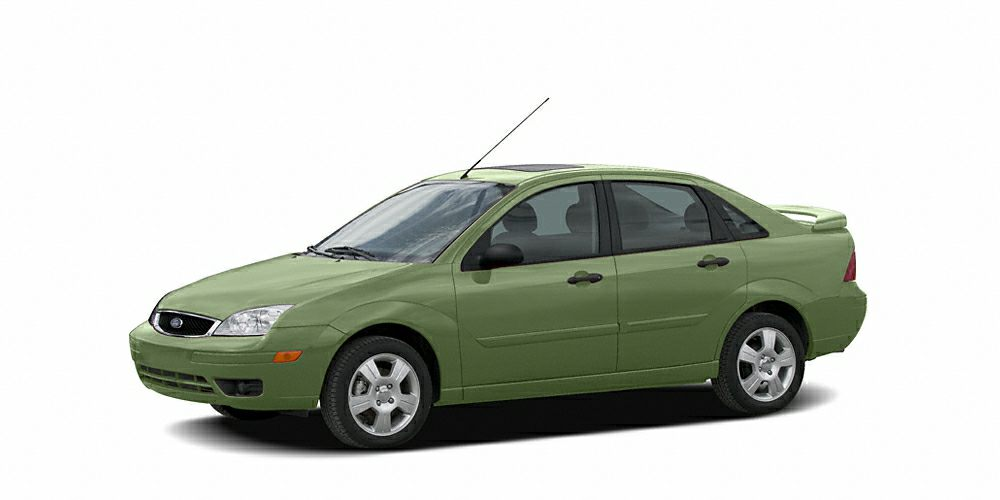 2007 Ford Focus SE FREE FIRST YEAR MAINTENANCE and NO ACCIDENT HISTORY ON CARFAX 4 Speakers