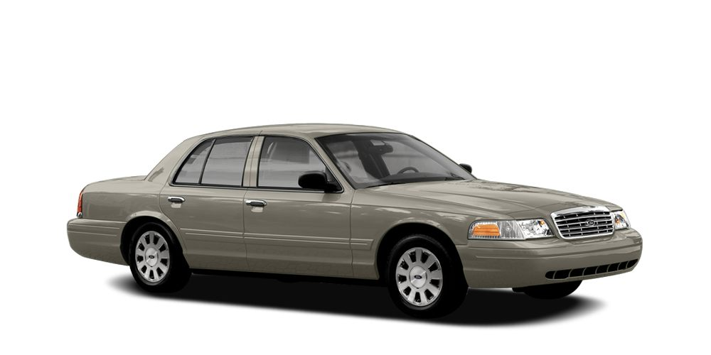 2007 Ford Crown Victoria LX Perfect Color Combination Uftring Chrysler Dodge Jeep means business