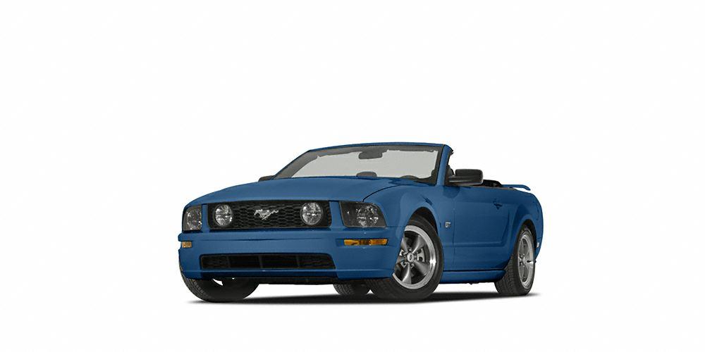 2007 Ford Mustang V6 Deluxe LOCAL TRADE BRAND NEW TOP Air Conditioning Alloy wheels AM