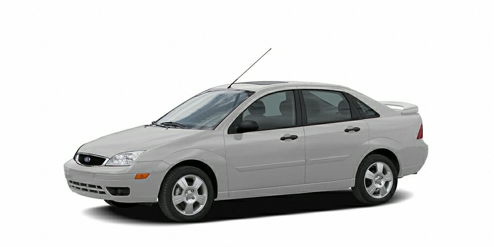 2007 Ford Focus ZX4 SES Win a deal on this 2007 Ford Focus SES while we have it Spacious yet agil