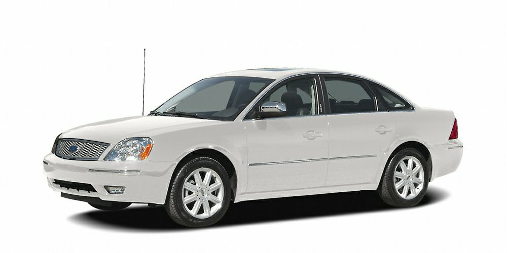 2007 Ford Five Hundred SEL A roomy car with everything needed to get you where you need to go AWD