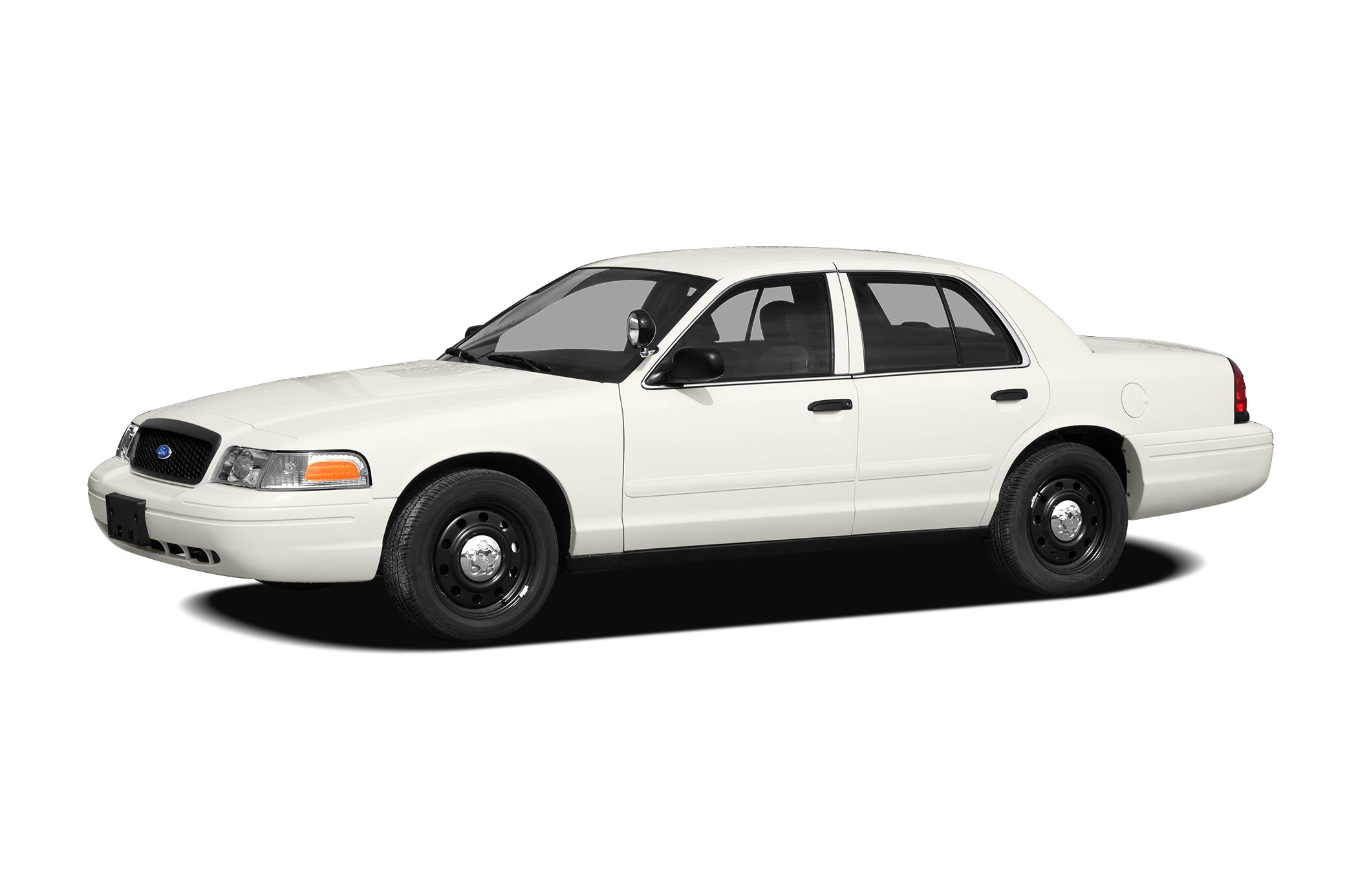 2007 Ford Crown Victoria Police Interceptor Miles 111446Color Pewter Stock 8436 VIN 2FAFP71W