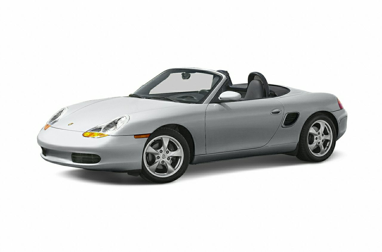2002 Porsche Boxster Base This wonderful Vehicle is just waiting to bring the right owner lots of