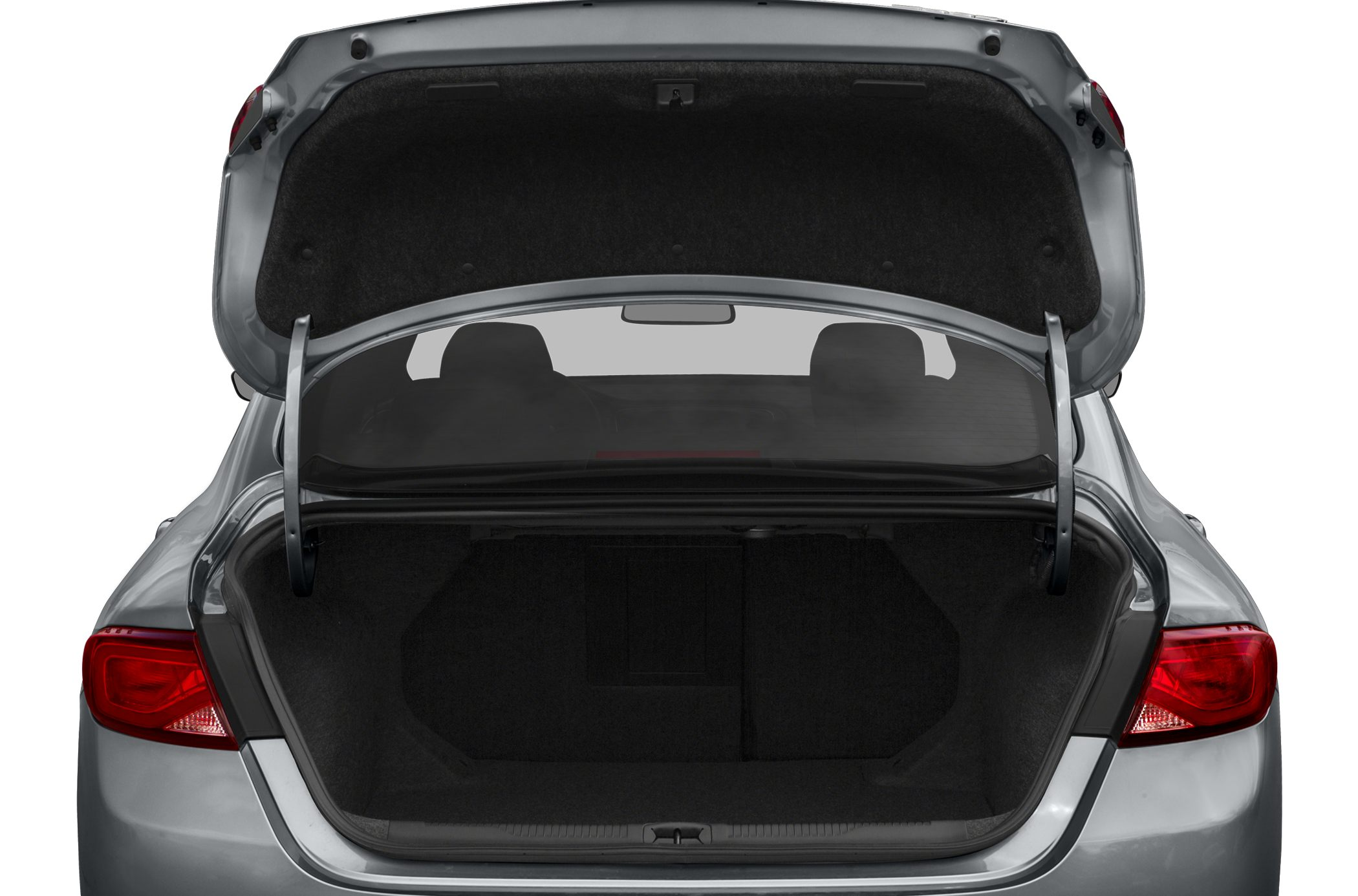 Chrysler 200 boot space